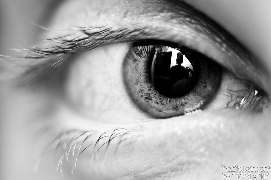 My eye.-