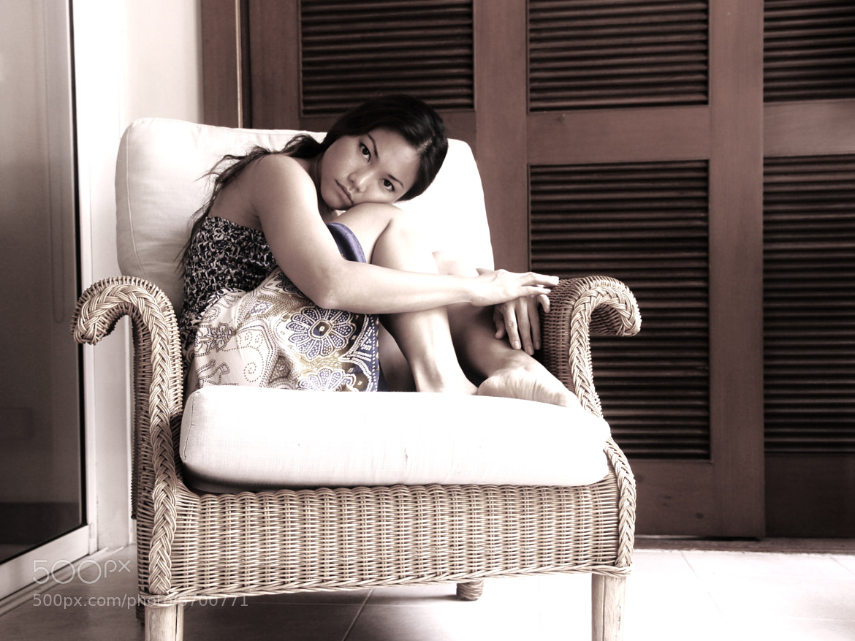 Photograph Self portrait by Sunny Fsk Raymond on 500px