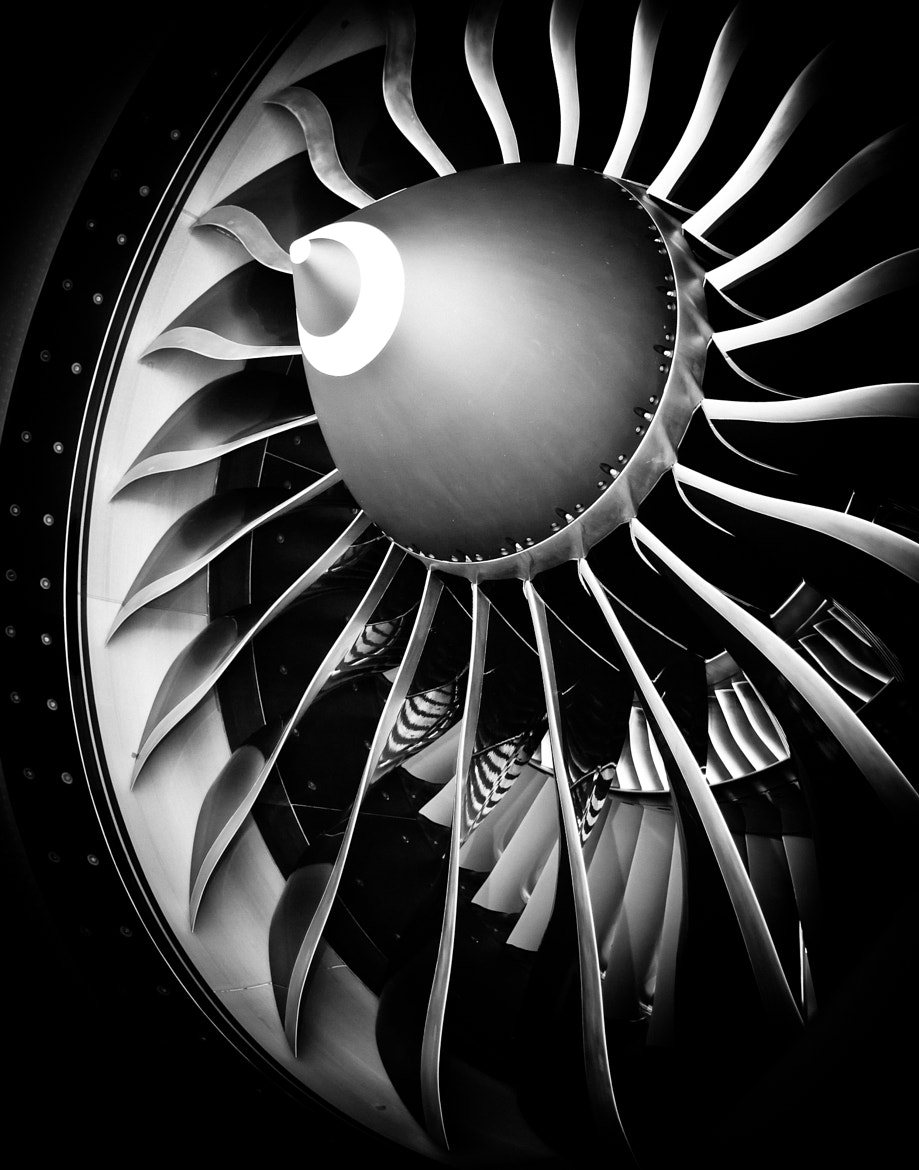 Photograph TurboFan by Jamie Harbour on 500px