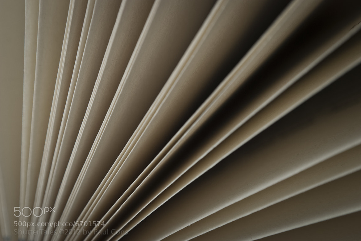Photograph Turn Of The Page by Paul Cons on 500px