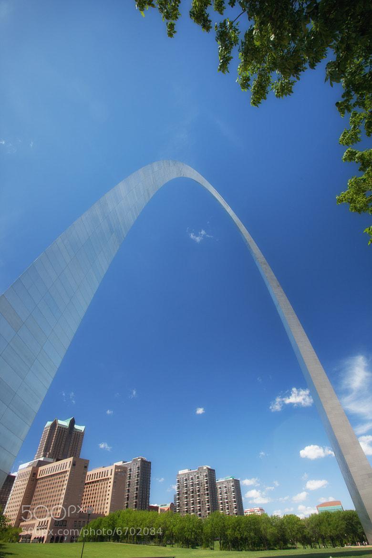 Photograph Saint Louis Gateway Arch by Michael Noirot on 500px