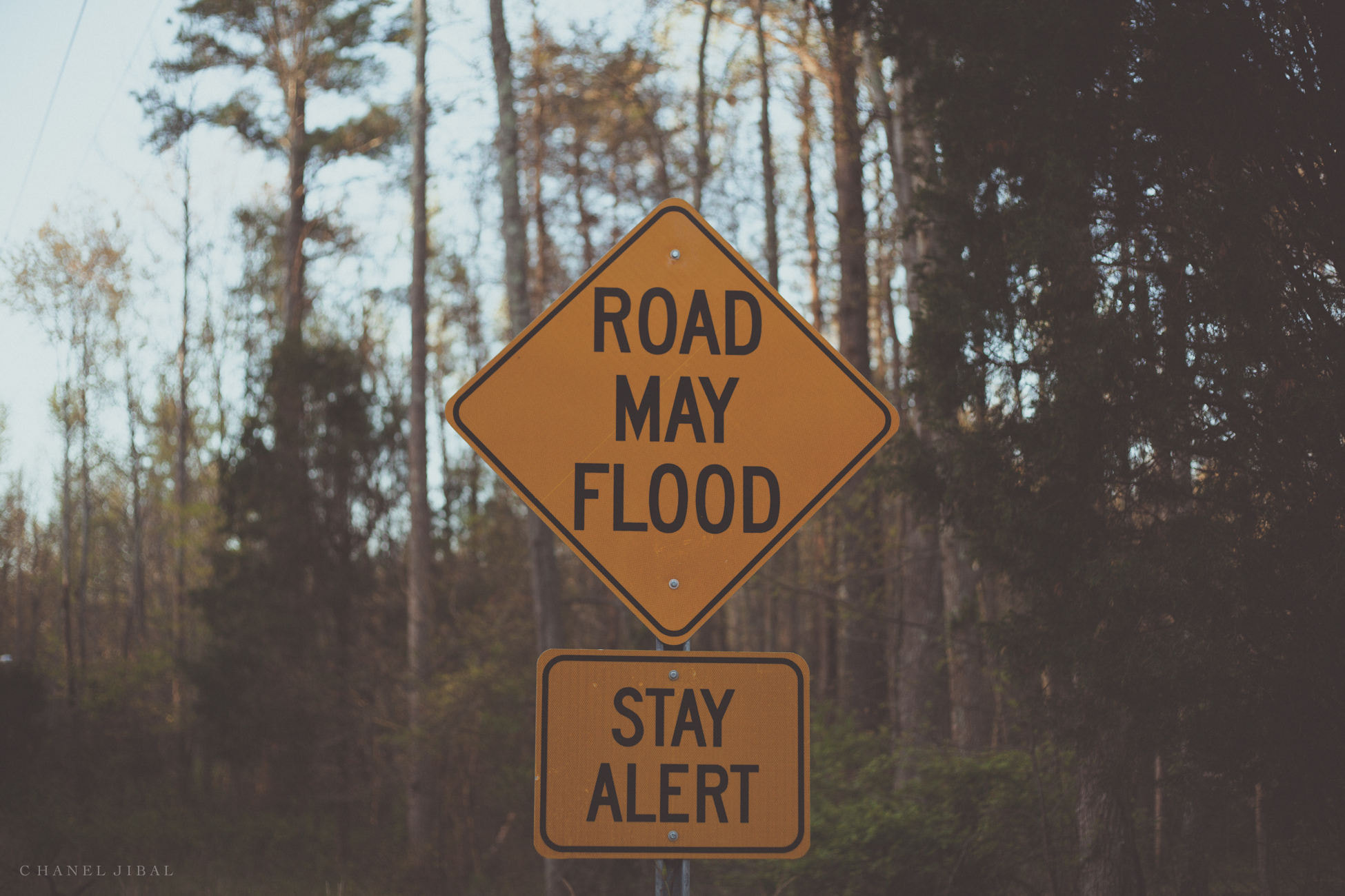 Photograph Road May Flood by Girl with a Camera  on 500px