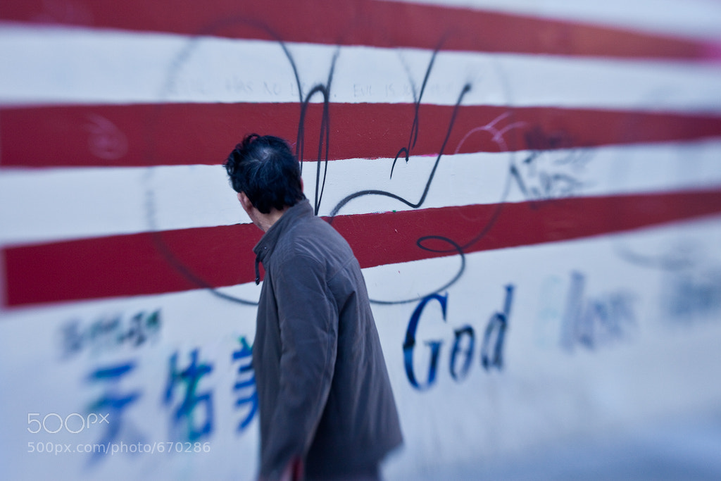 Photograph God in China Town by John Wright on 500px