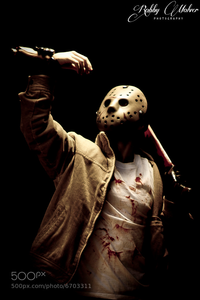 Photograph Jason Voorhees by Robby Molver on 500px