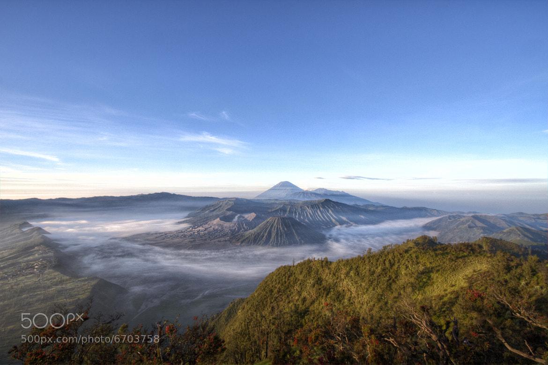 Photograph Mt. Bromo by Fabian Van Schepdael on 500px