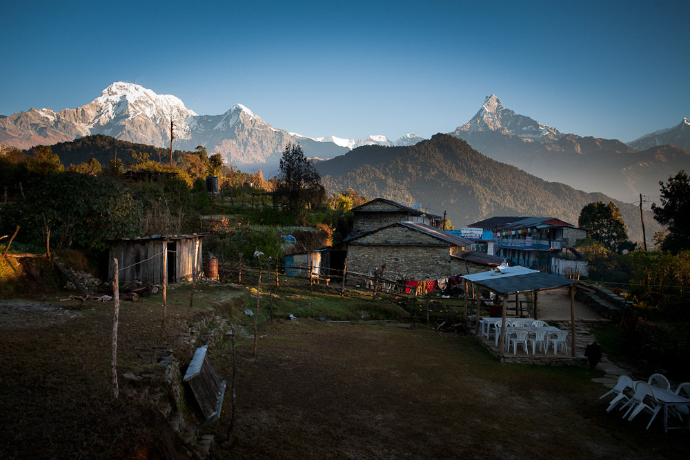 Photograph Annapurna Range by Steffen Walther on 500px
