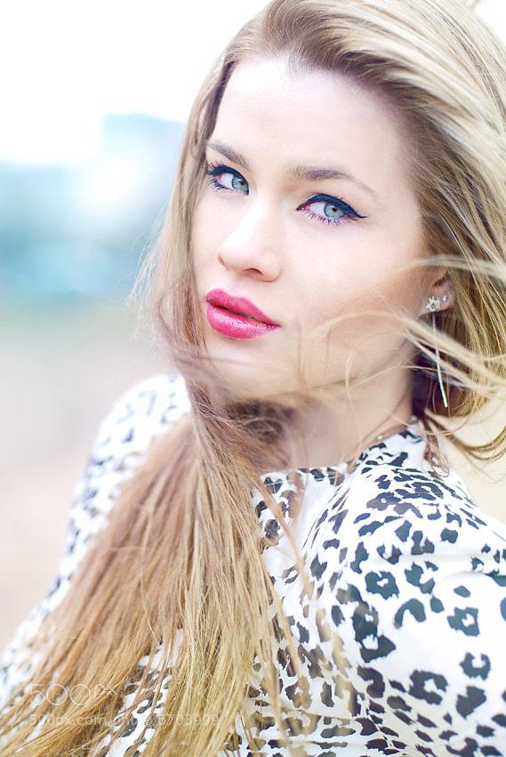 Photograph Karina by Оля Лабаза on 500px
