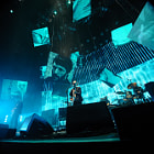 Постер, плакат: Radiohead at the Scottrade Center St Louis MO