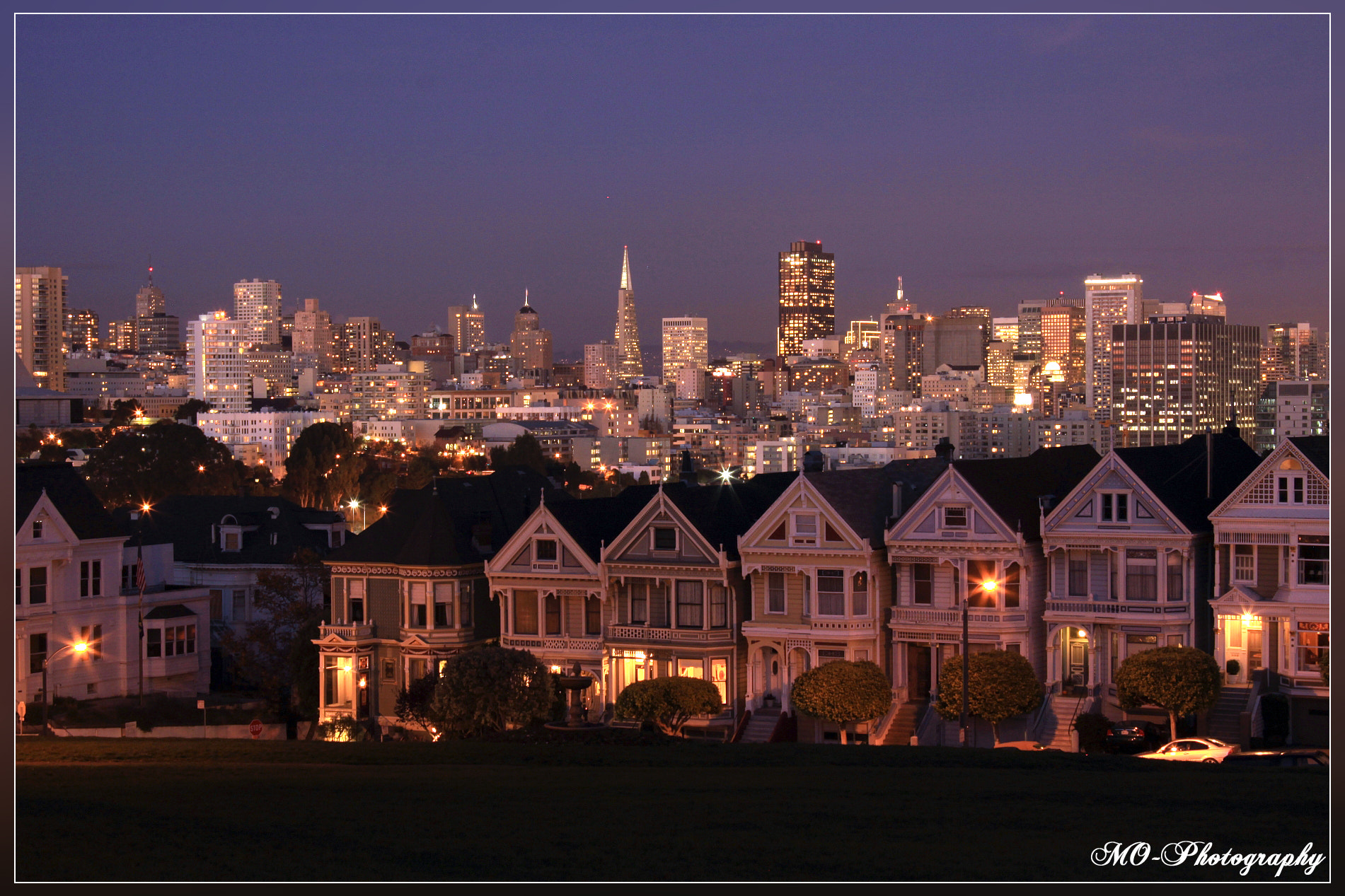 Photograph Alamo Square by Martijn Oorschot on 500px