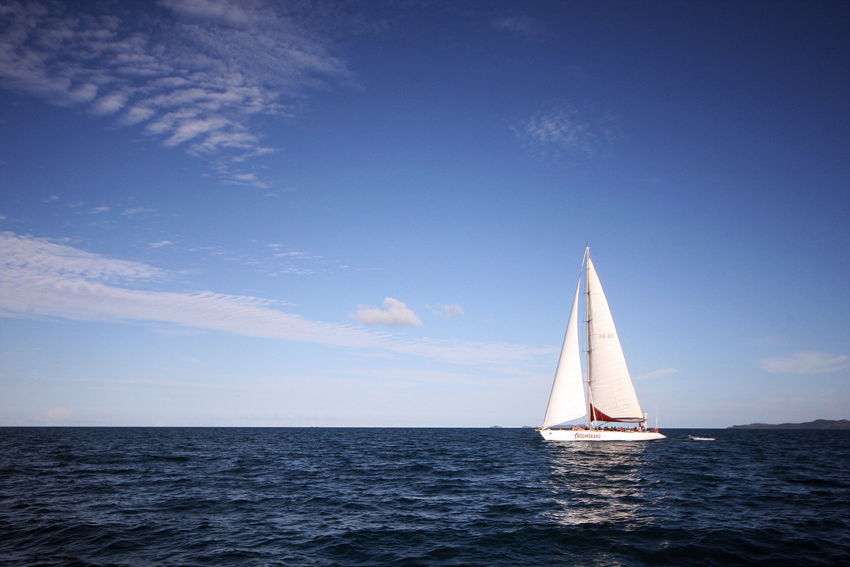 Photograph Sailing in Silence by Youngjae Lee on 500px
