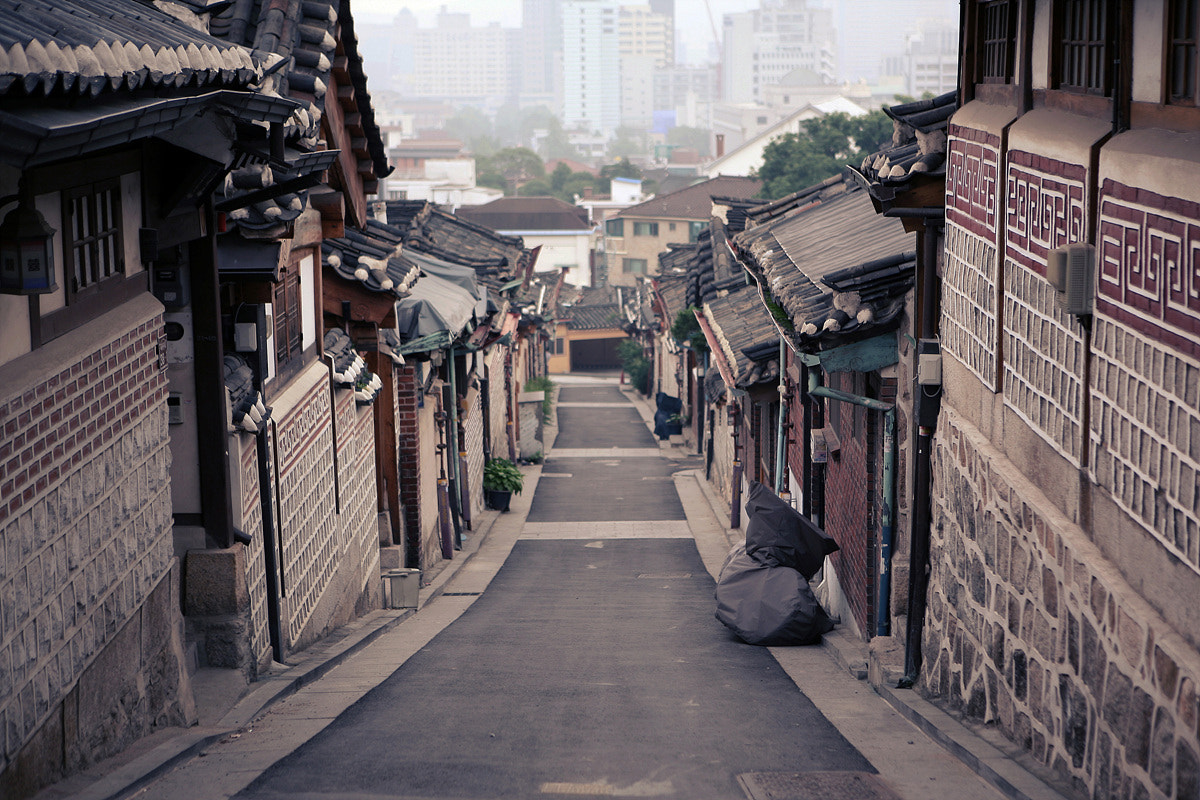 Photograph Korean-style House Village by Youngjae Lee on 500px