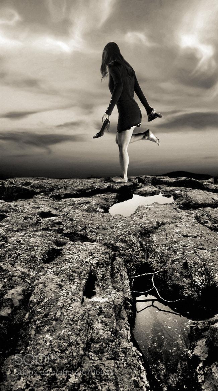 Photograph By the edge by Francisco García Ramírez on 500px