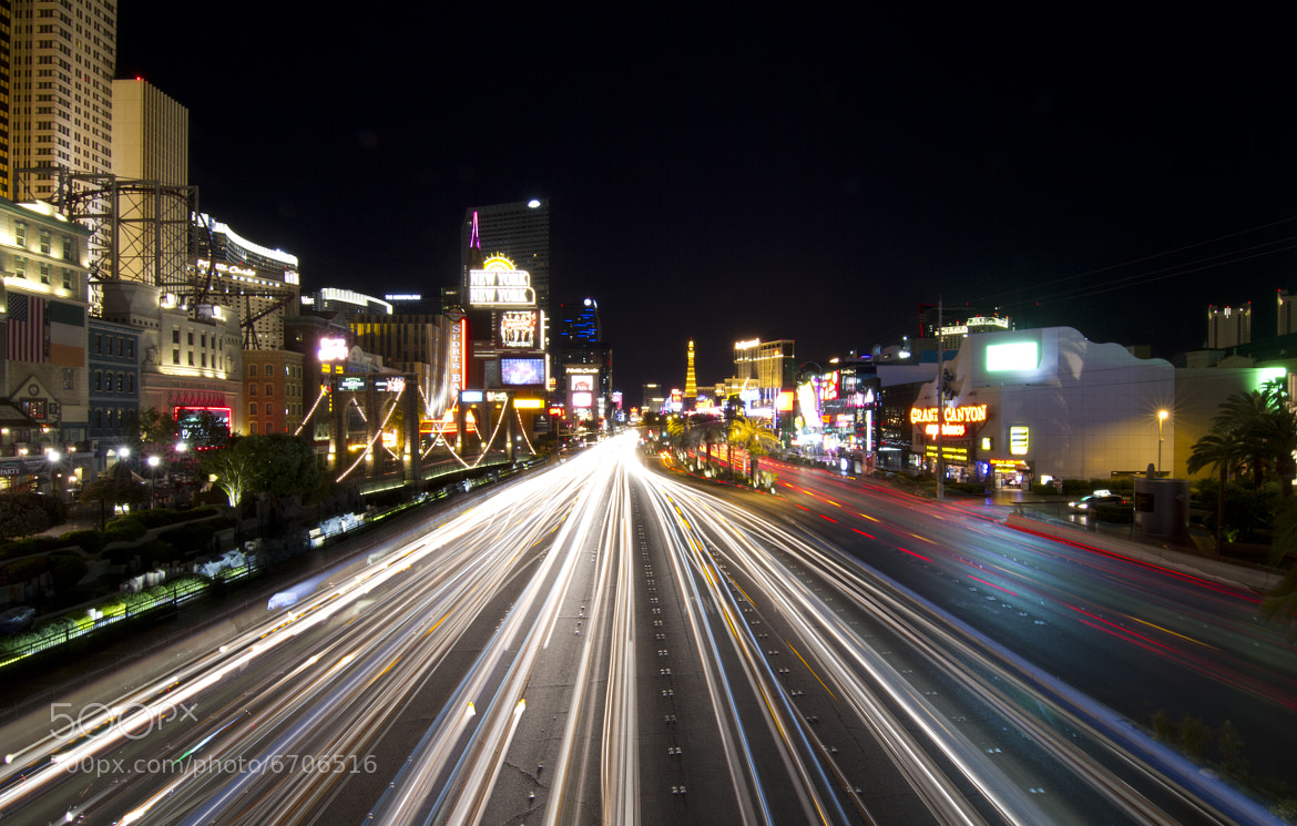 Photograph Strip Traffic by chris MARTIN.tv on 500px