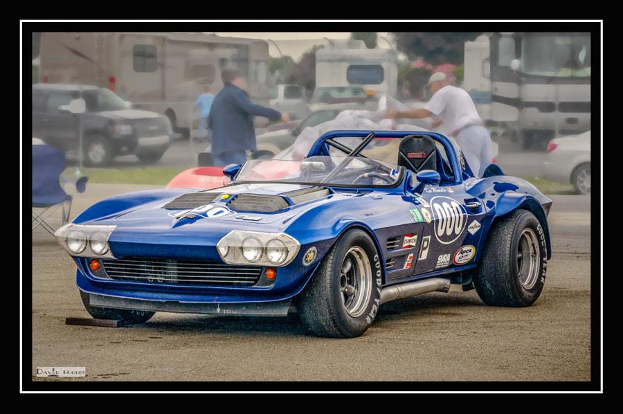 Zippo GP Corvette Grand Sport