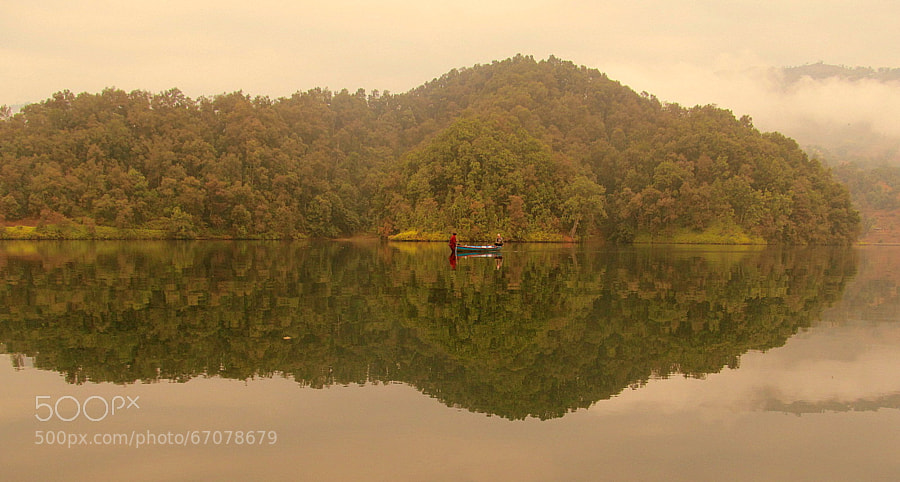 Photograph Autumn Reflections by Pritush Maharjan on 500px