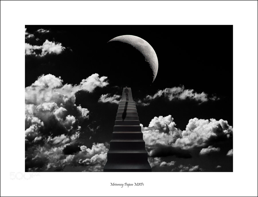 Photograph Stairways to Heaven by MAPs Mrinmoy ✈747 on 500px