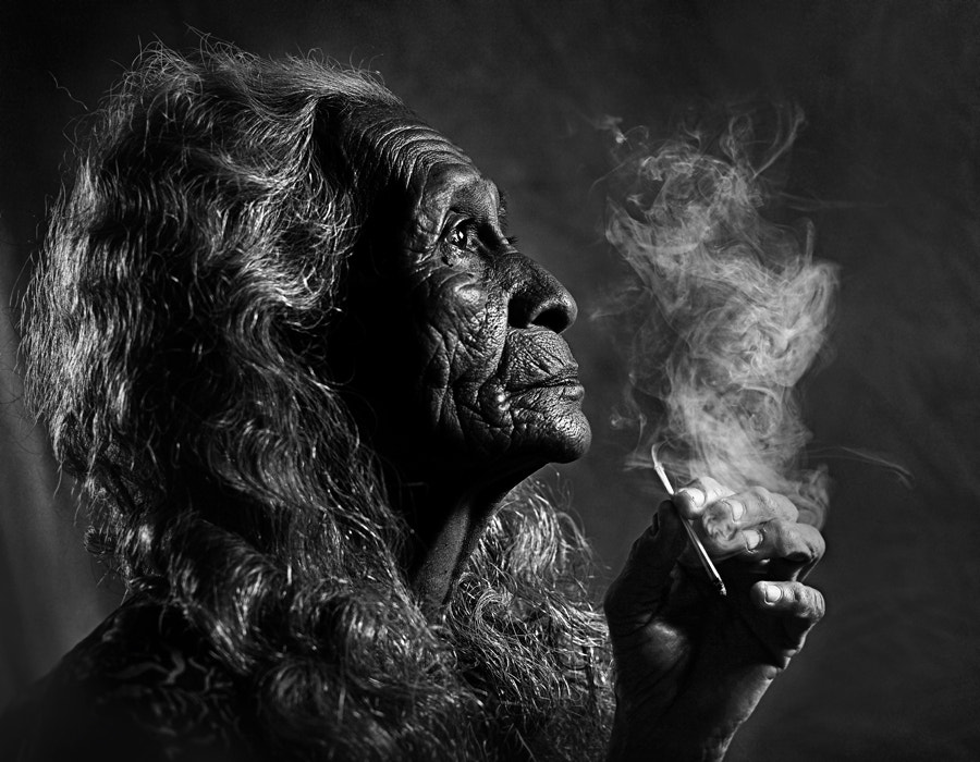 Photograph SMOKER by abe less on 500px