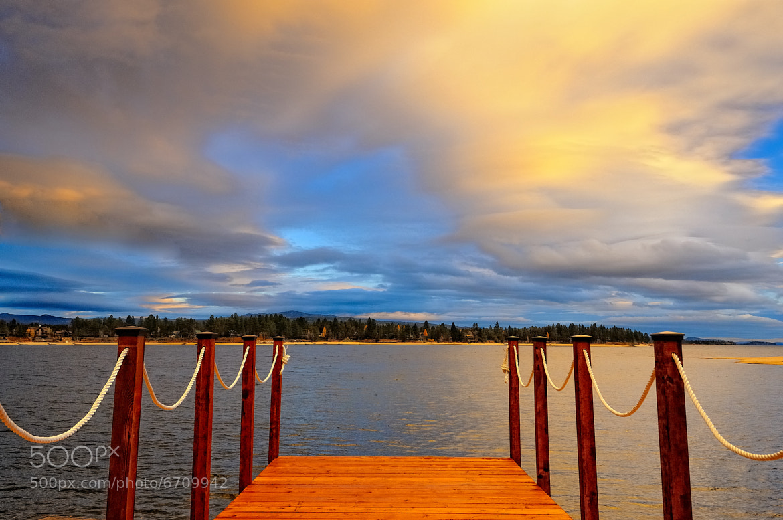 Photograph Dock Dusk by Philip Kuntz on 500px