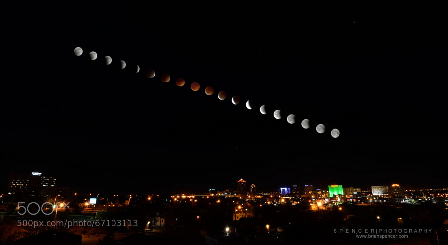 Photograph eclipse by B Spencer on 500px