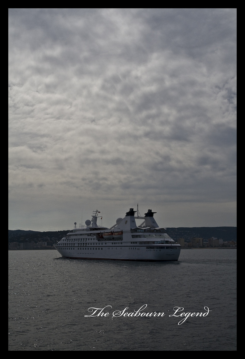 Photograph The Seabourn Legend by Geert Van der Straeten on 500px