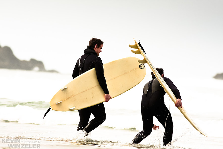 Photograph Surf buddies by KevinWinzeler.com  ~ sports, lifestyle on 500px