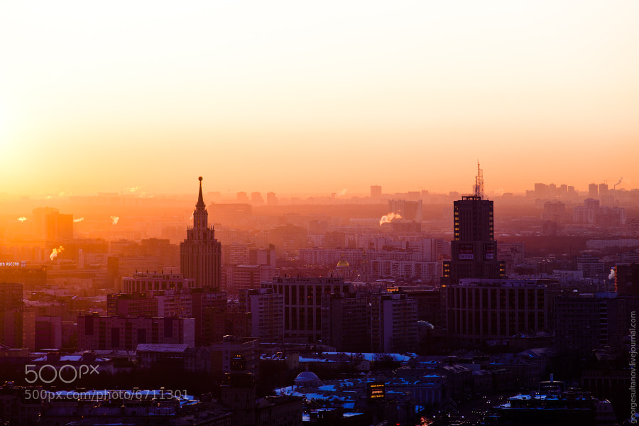 Photograph Sunrise by George Sultanov on 500px