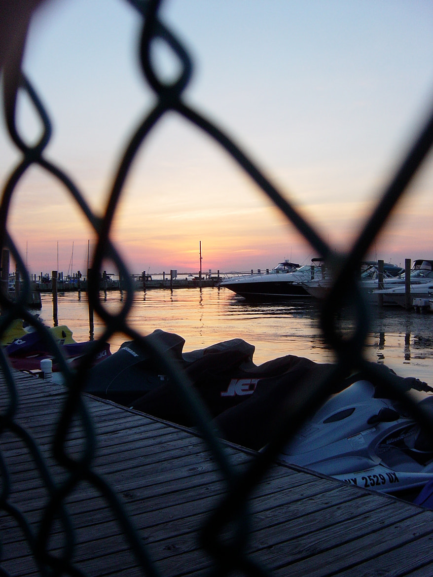 Photograph Boat Fence by Bradley Lewis on 500px