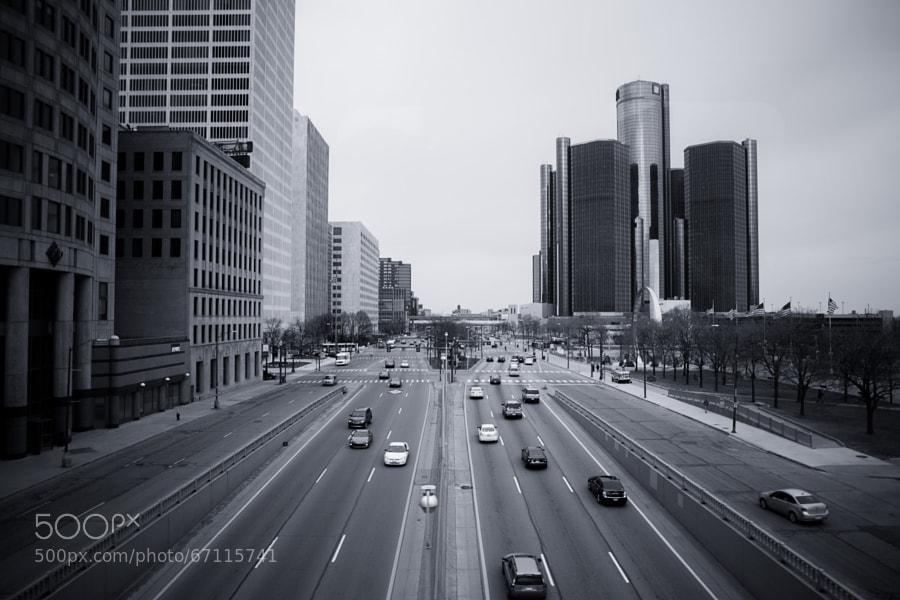 Photograph Détroit by Nastasia Peteuil on 500px