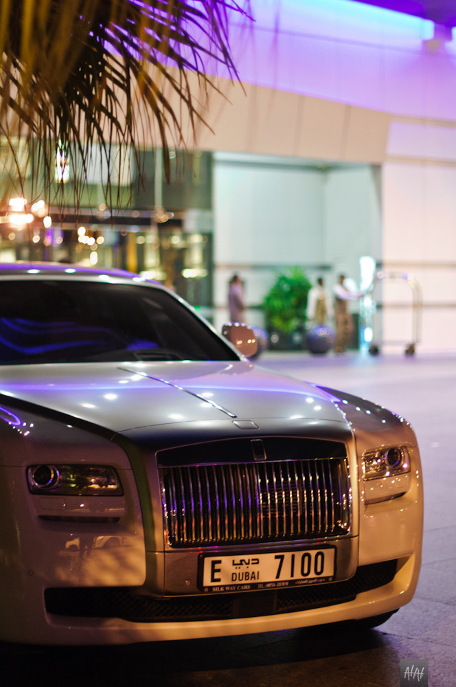 Photograph RR Ghost by Ahmed Hashim on 500px
