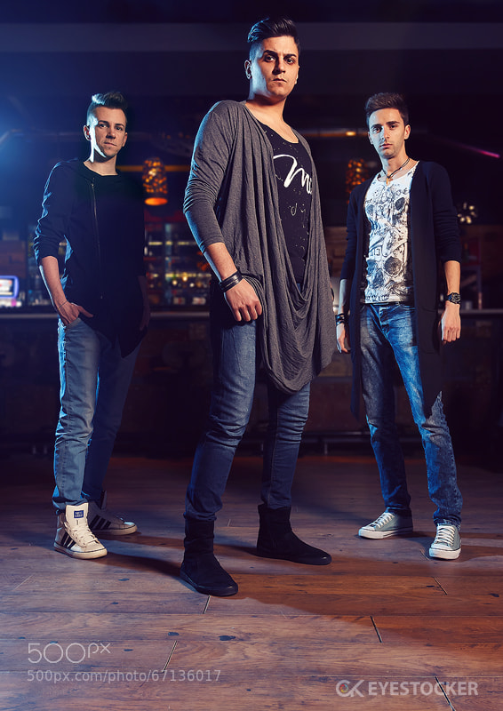 Photograph Addictive Elements musical band by Cristi Kerekes (Eyestocker) on 500px