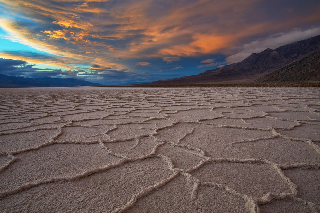 Photograph The Apocalypse - Badwater - Death Valley National Park by David Thompson on 500px