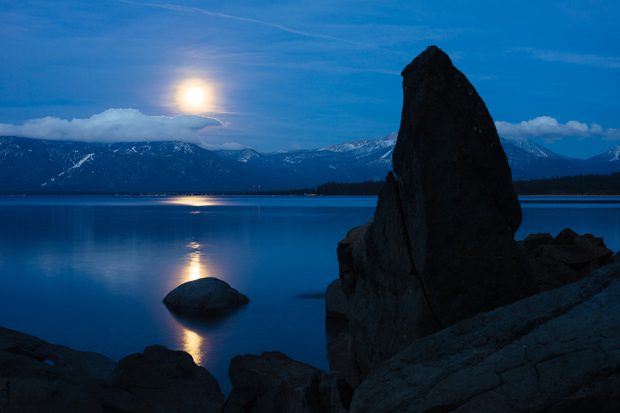 Photograph Blood Moon Rising by Tim Peare on 500px