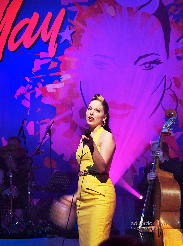 Photograph Imelda May by Eduardo Calvo on 500px