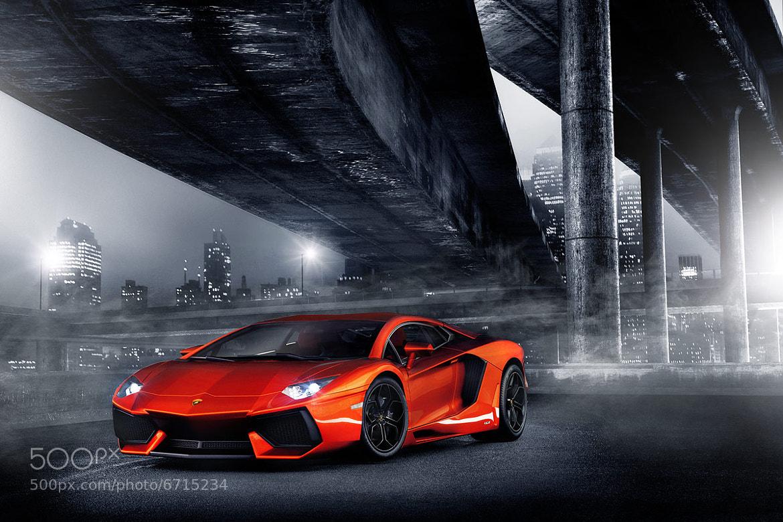 Photograph Lamborghini Aventador by Steve Demmitt on 500px
