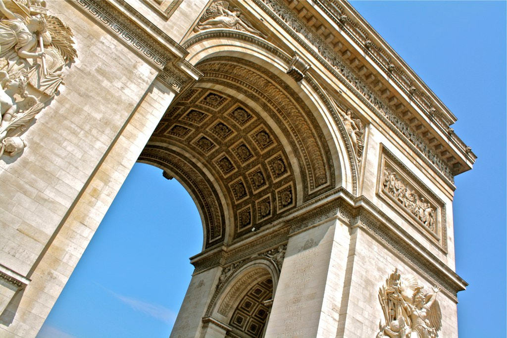 Photograph Arc de triomphe by Mathias Jørgensen on 500px