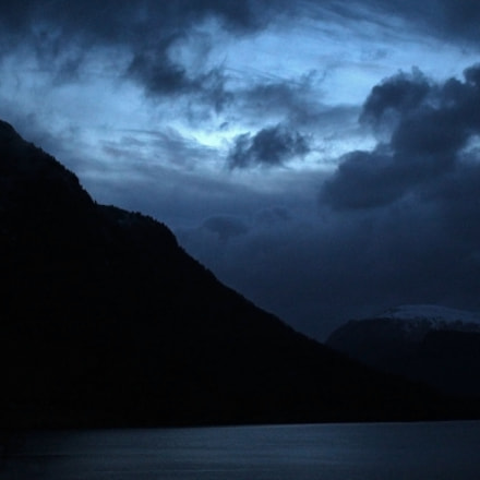 Night in Romsdalen