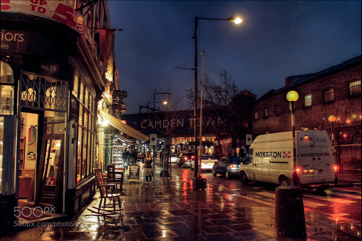 Photograph Camden Town by Marco Hofmann on 500px
