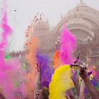 Постер, плакат: Holi Festival of Colors