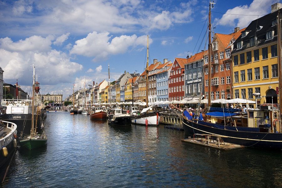 Nyhavn by Stefan Friedhoff on 500px.com