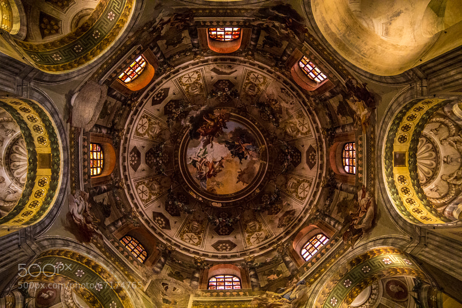Photograph Baroque Ceiling by Becky Fuller-Phillips on 500px