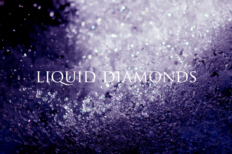 Photograph Liquid Diamonds by Denis Kasianov on 500px