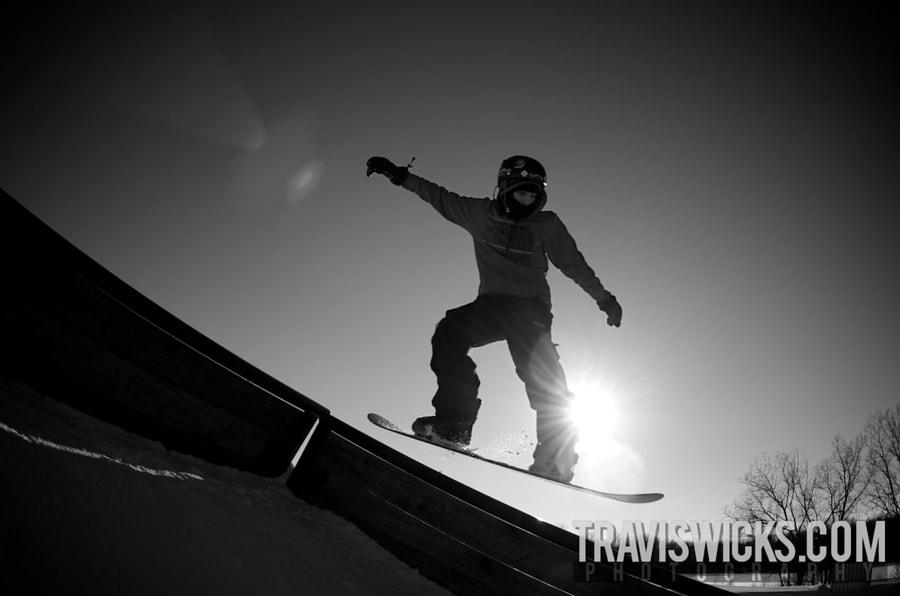 Hawk Island Snowboarder