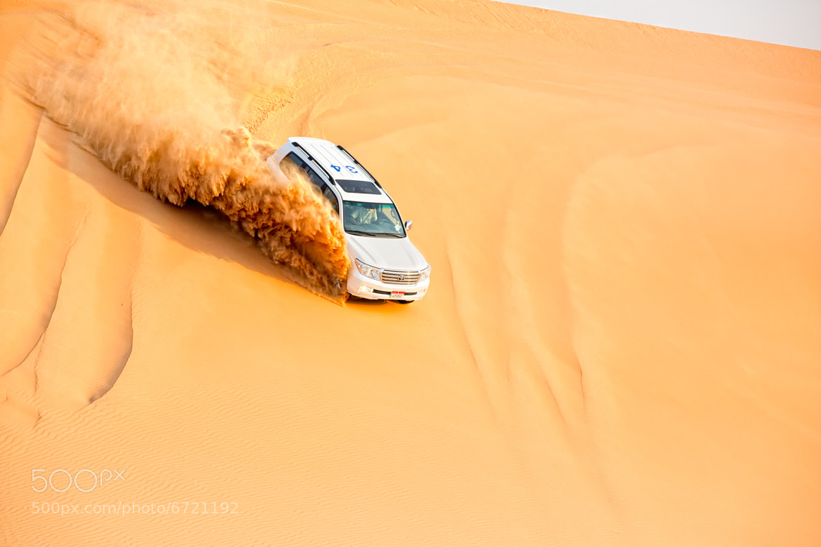 Photograph Dune Riding by Joseph Calev on 500px