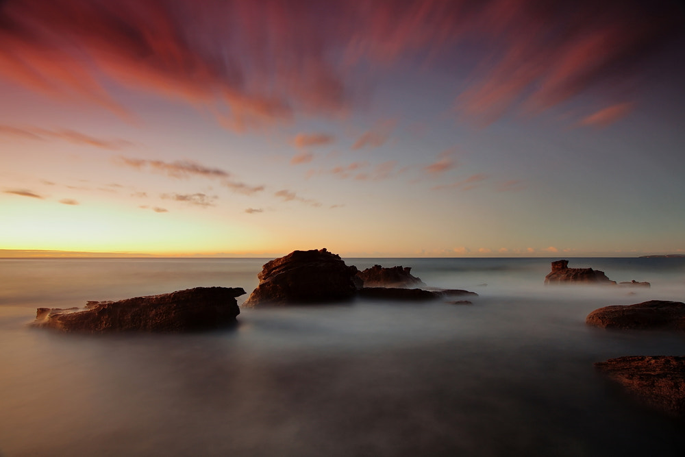 Photograph Bungan Streaks by Tim Donnelly on 500px