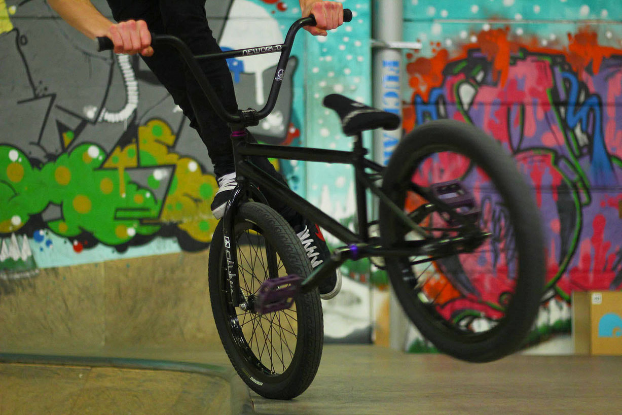 Photograph BMX FW by Linssi Lude on 500px