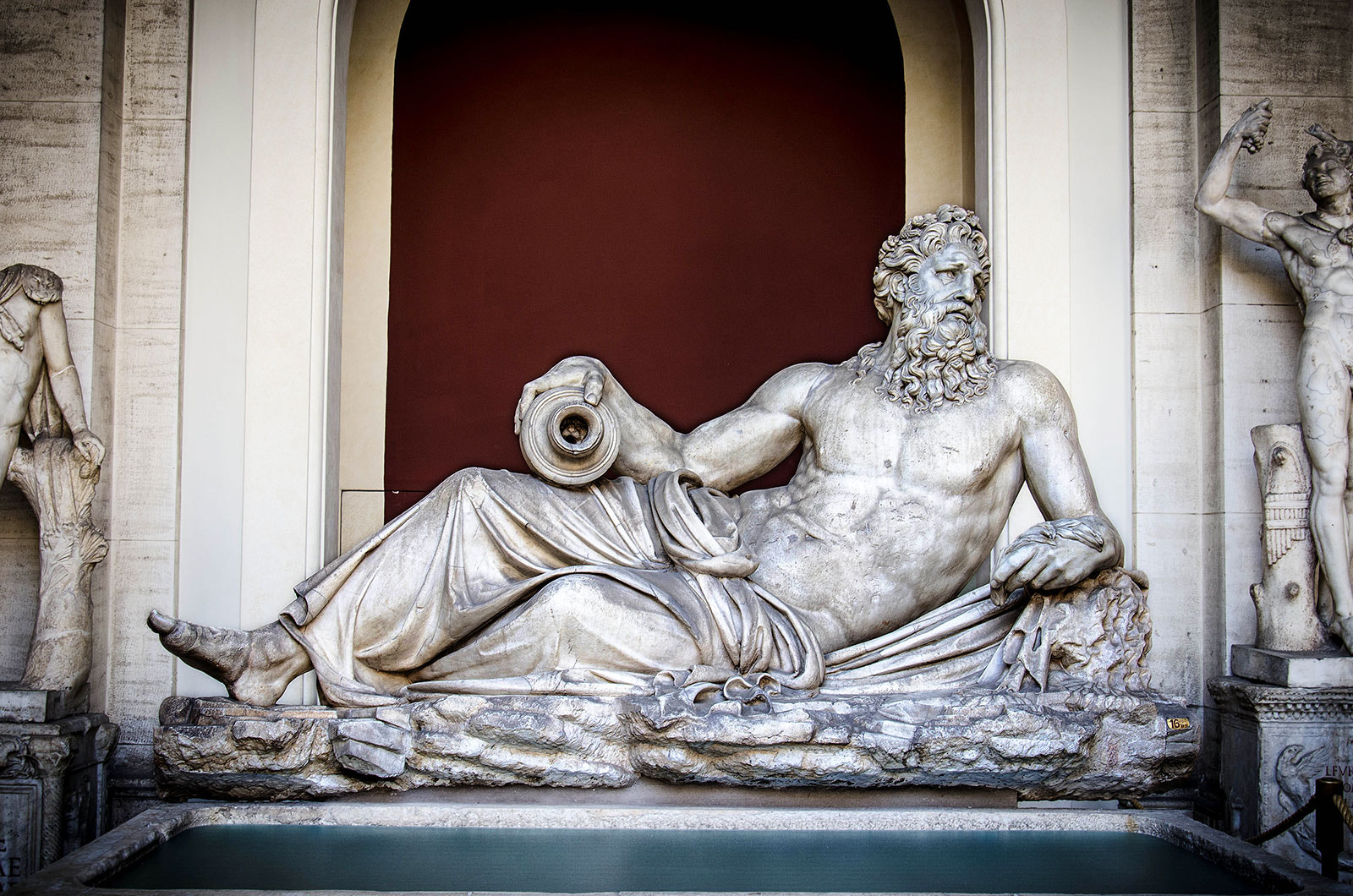 Photograph Statue in the Vatican Museum by Chris G on 500px