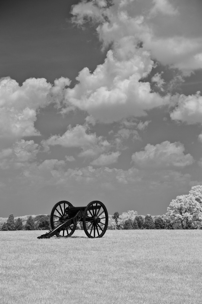 Photograph Manassas Battlefiled Cannon by Mark Anderson on 500px