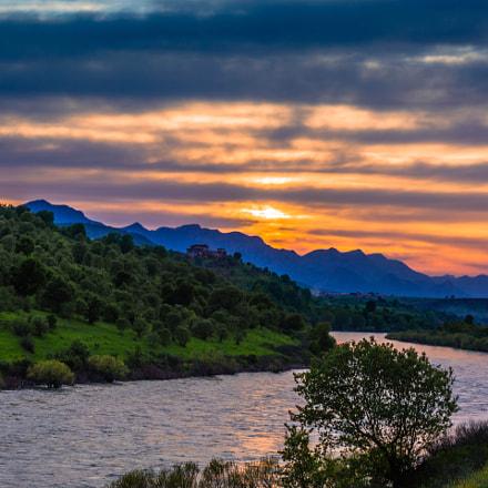 Sunset Kurdistan