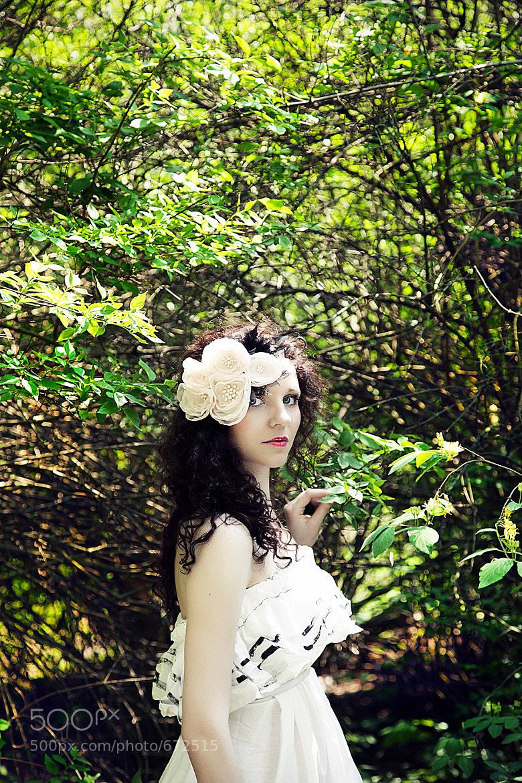 Photograph White flower by Anastasia Talaiko on 500px