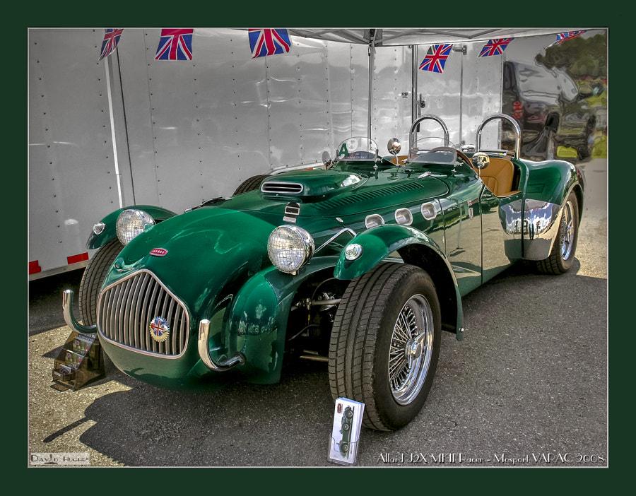 Allard J2X MKII VARAC Vintage Racer